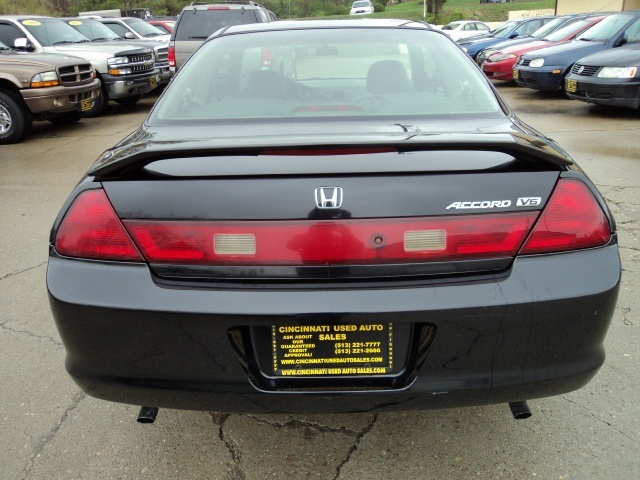 1999 honda accord ex v6 for sale in cincinnati oh stock. Black Bedroom Furniture Sets. Home Design Ideas