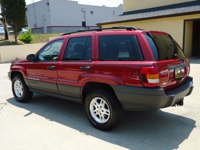 2003 jeep grand cherokee laredo for sale in cincinnati oh stock tr10122. Black Bedroom Furniture Sets. Home Design Ideas