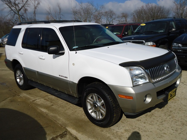 2002 mercury mountaineer for sale in cincinnati oh stock 10879. Black Bedroom Furniture Sets. Home Design Ideas