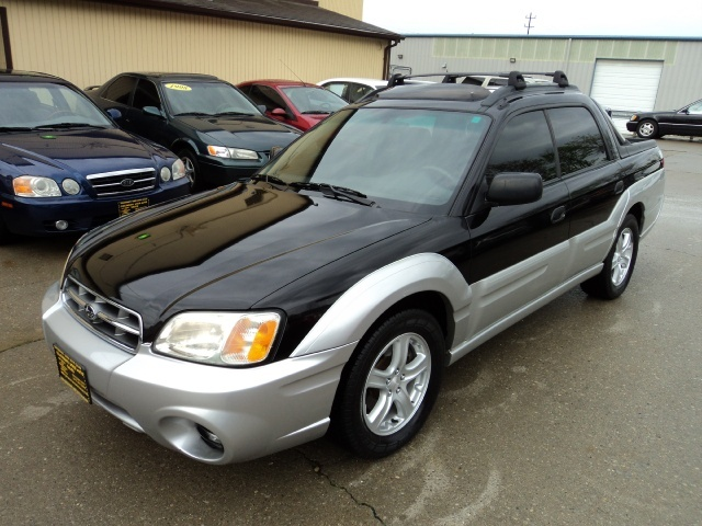 2003 subaru baja sport for sale in cincinnati oh stock. Black Bedroom Furniture Sets. Home Design Ideas