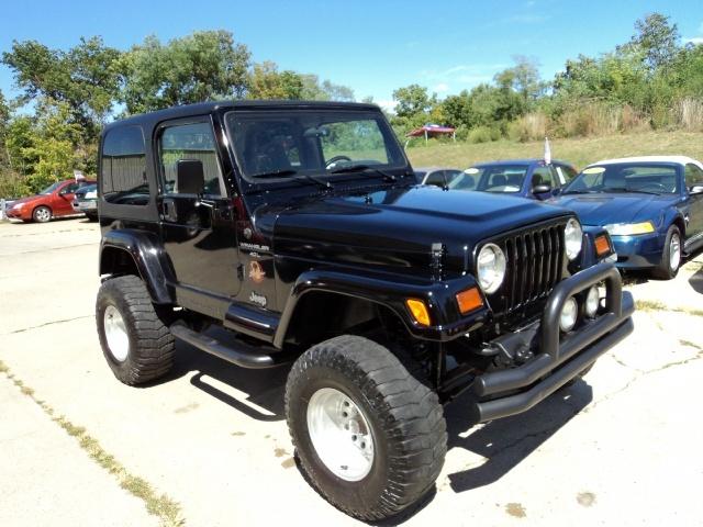 1997 jeep wrangler sahara for sale in cincinnati oh. Black Bedroom Furniture Sets. Home Design Ideas