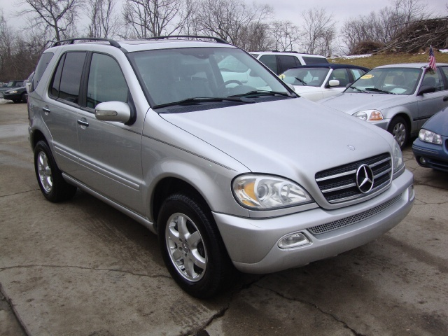 2002 mercedes benz ml500 for sale in cincinnati oh for 2002 mercedes benz suv