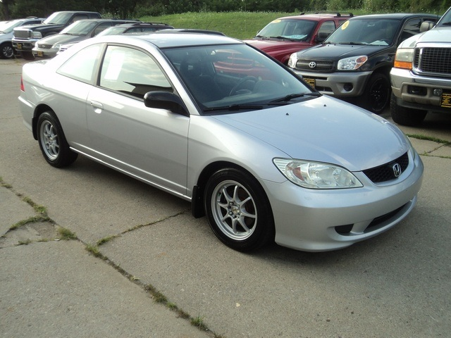2004 honda civic lx for sale in cincinnati oh stock 10724. Black Bedroom Furniture Sets. Home Design Ideas
