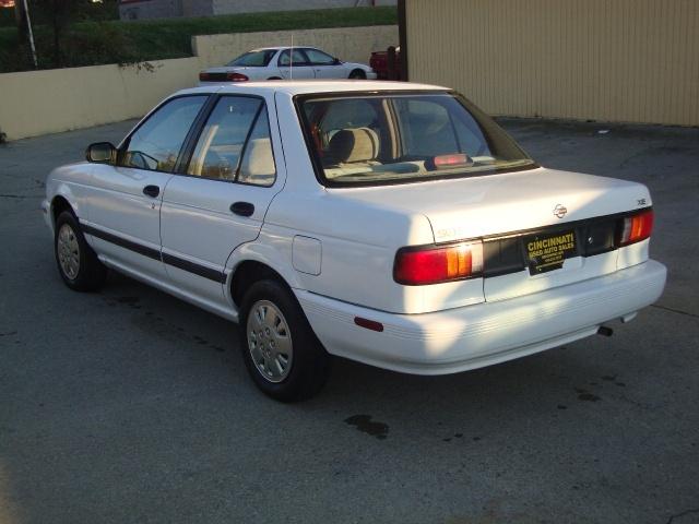 640 Credit Score Car Loan >> 1994 Nissan Sentra XE for sale in Cincinnati, OH | Stock #: P1336