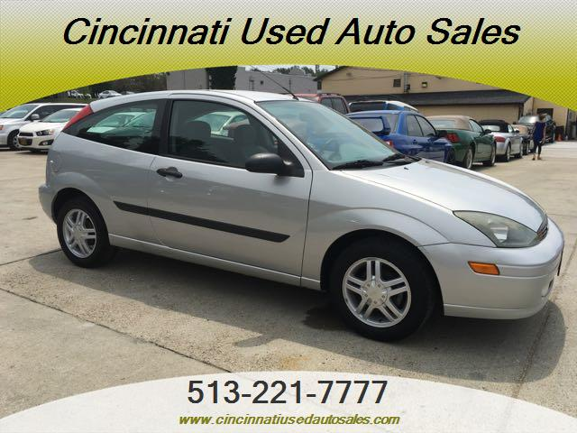 2003 Ford Focus ZX3 - Photo 1 - Cincinnati, OH 45255