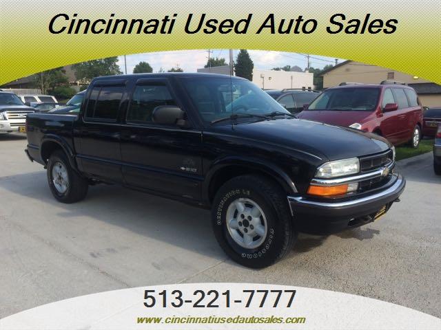 2002 Chevrolet S-10 LS - Photo 1 - Cincinnati, OH 45255