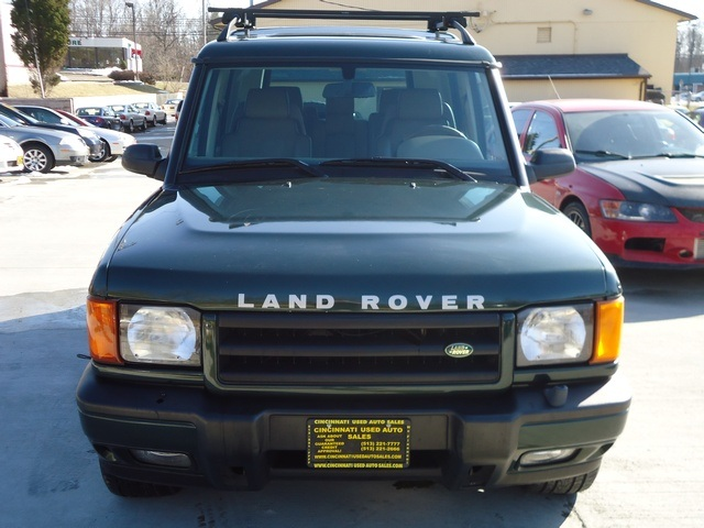 2002 land rover discovery series ii se for sale in. Black Bedroom Furniture Sets. Home Design Ideas