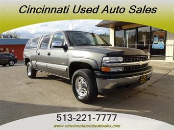 2002 Chevrolet Silverado 1500 LT 4dr Crew Cab Truck