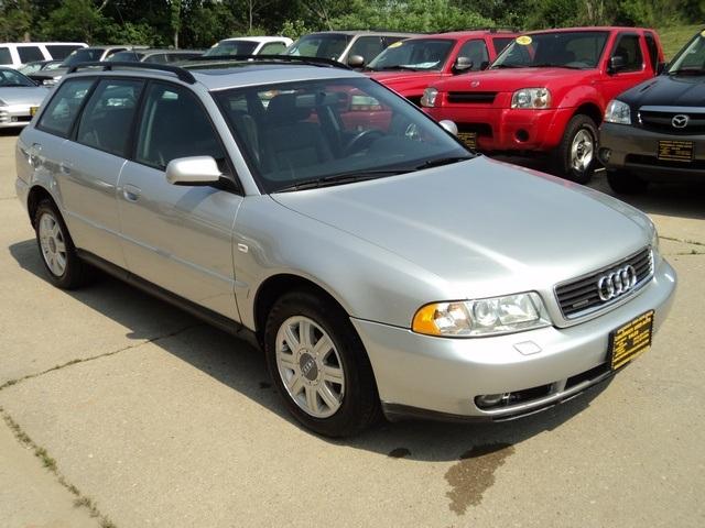 2001 Audi A4 1 8t Avant Quattro For Sale In Cincinnati Oh