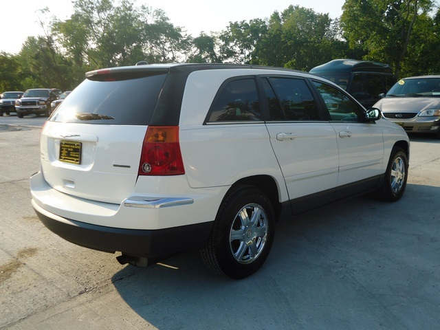 2005 chrysler pacifica touring for sale in cincinnati oh. Black Bedroom Furniture Sets. Home Design Ideas