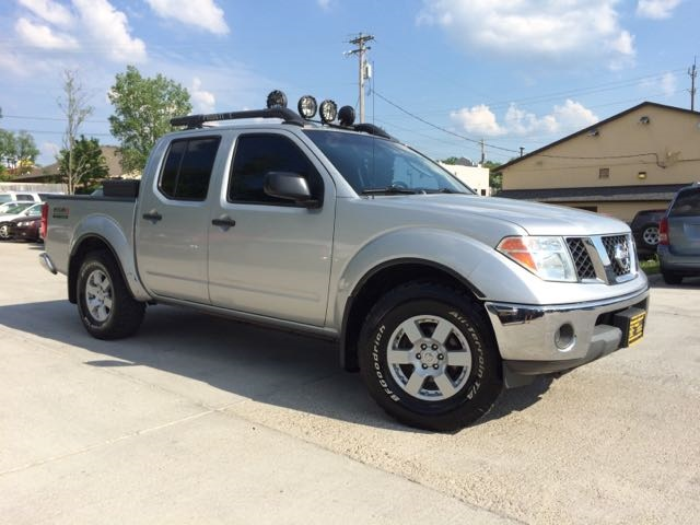 2005 nissan frontier le for sale in cincinnati oh stock. Black Bedroom Furniture Sets. Home Design Ideas