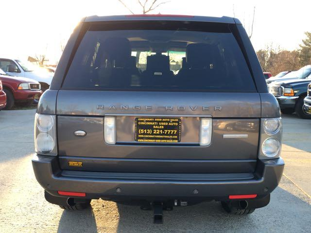 2006 Land Rover Range Rover Supercharged 4dr SUV - Photo 5 - Cincinnati, OH 45255