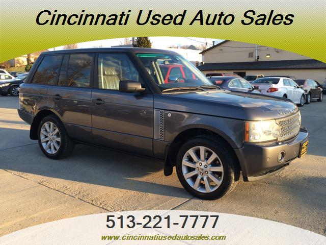 2006 Land Rover Range Rover Supercharged 4dr SUV - Photo 1 - Cincinnati, OH 45255
