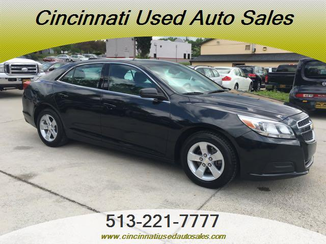 2013 Chevrolet Malibu LS - Photo 1 - Cincinnati, OH 45255