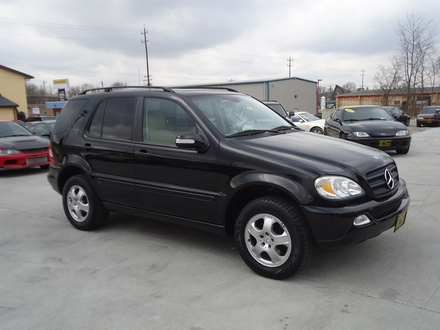 2002 mercedes benz ml320 for sale in cincinnati oh for Mercedes benz cincinnati service