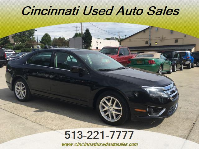 2010 Ford Fusion SEL - Photo 1 - Cincinnati, OH 45255