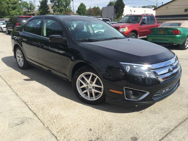 2010 Ford Fusion SEL - Photo 11 - Cincinnati, OH 45255