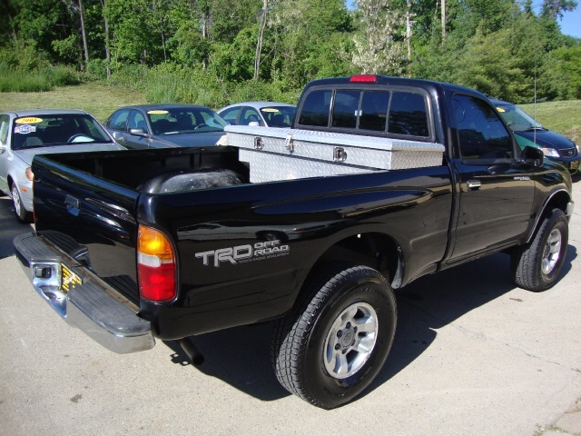 1996 toyota tacoma for sale in cincinnati oh stock tr10031. Black Bedroom Furniture Sets. Home Design Ideas
