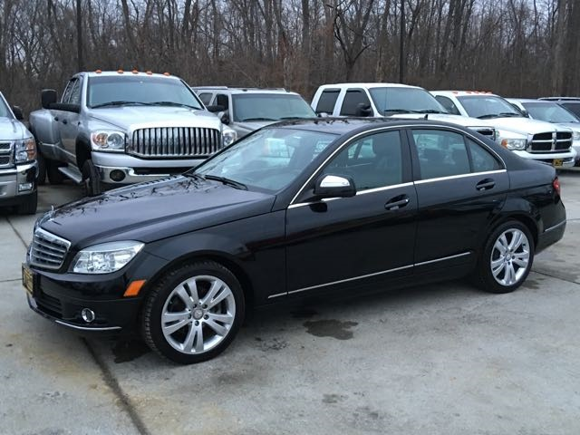 2009 mercedes benz c300 luxury 4matic for sale in cincinnati oh stock 12199. Black Bedroom Furniture Sets. Home Design Ideas