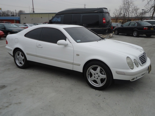 1999 mercedes benz clk320 for sale in cincinnati oh