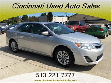 2012 Toyota Camry LE - Photo 1 - Cincinnati, OH 45255