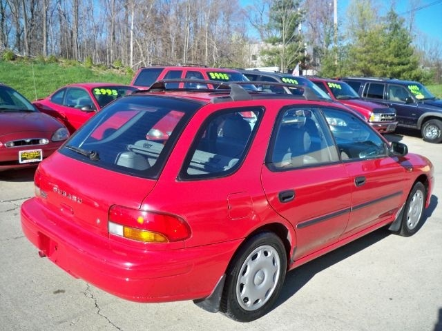 1999 subaru impreza l for sale in cincinnati oh vin jf1gf4355xh802704. Black Bedroom Furniture Sets. Home Design Ideas