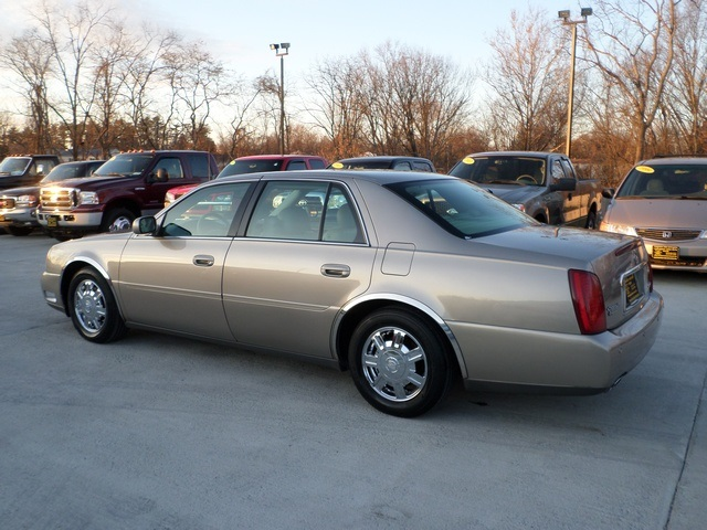 2004 cadillac deville deville for sale in cincinnati oh. Cars Review. Best American Auto & Cars Review
