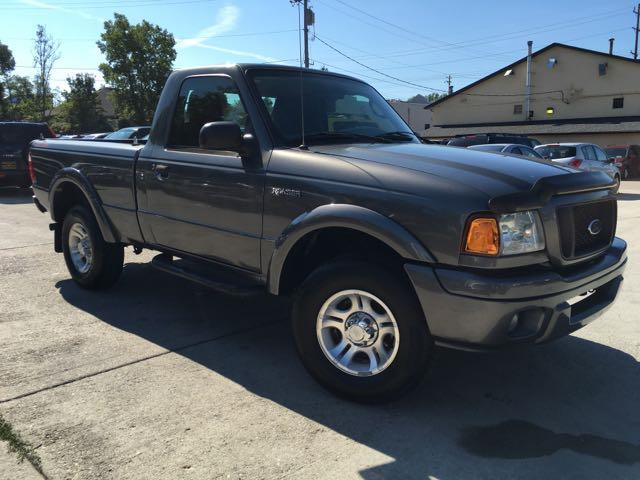 2004 ford ranger edge 2dr standard cab for sale in cincinnati oh stock tr10299. Black Bedroom Furniture Sets. Home Design Ideas