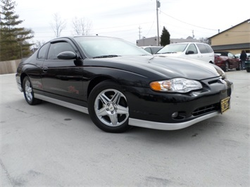 2005 chevrolet monte carlo supercharged ss for sale in cincinnati oh stock 11521. Black Bedroom Furniture Sets. Home Design Ideas