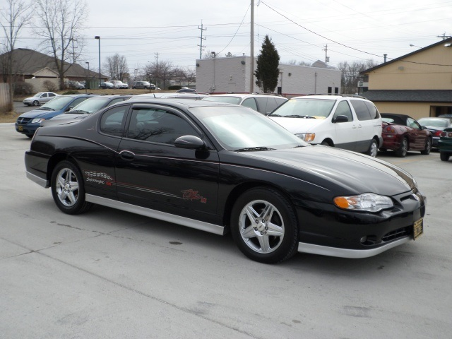 2005 chevrolet monte carlo supercharged ss. Black Bedroom Furniture Sets. Home Design Ideas