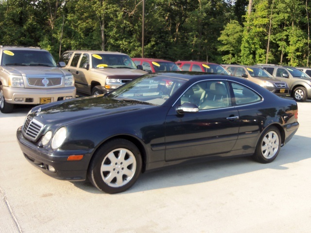 2001 Mercedes Benz Clk320 For Sale In Cincinnati Oh