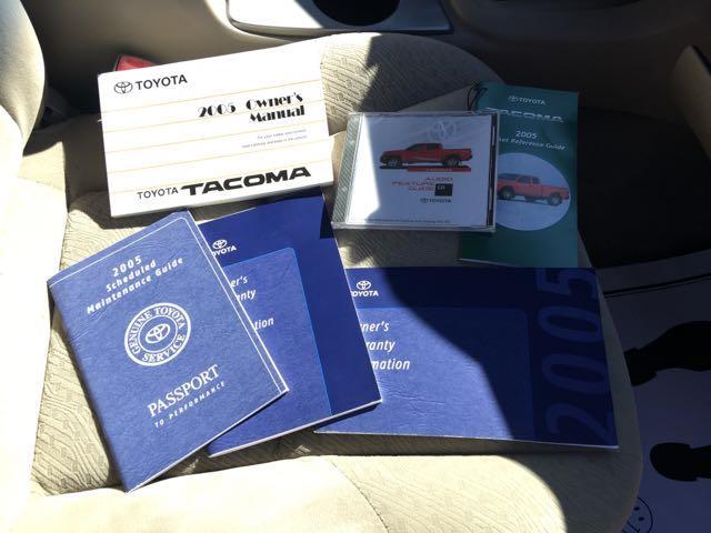 2005 Toyota Tacoma V6 4dr Double Cab - Photo 21 - Cincinnati, OH 45255