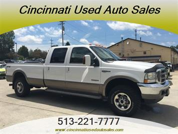 2004 Ford F-350 Super Duty King Ranch Crew Cab - Photo 1 - Cincinnati, OH 45255