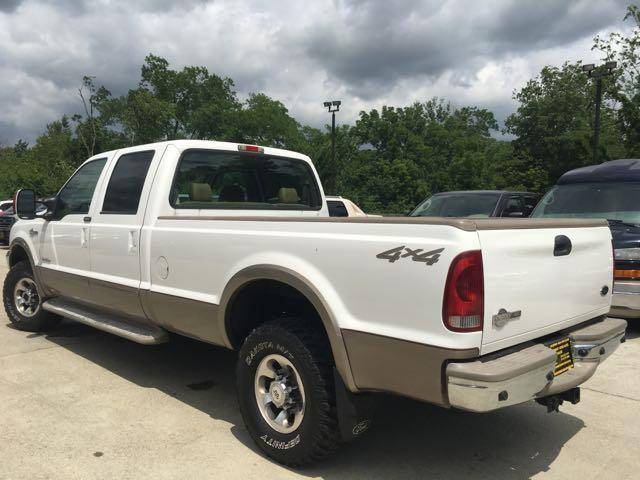 2004 Ford F-350 Super Duty King Ranch Crew Cab - Photo 13 - Cincinnati, OH 45255
