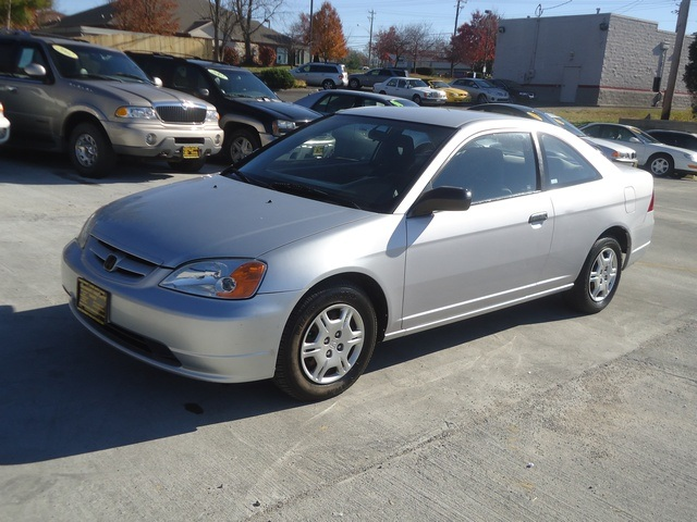 2001 Honda Civic LX - Photo 3 - Cincinnati, OH 45255