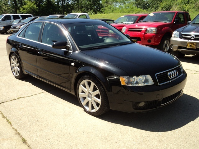 2004 audi a4 3 0 s line for sale in cincinnati oh stock 10657. Black Bedroom Furniture Sets. Home Design Ideas