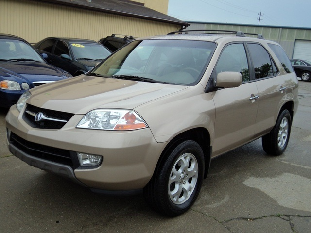 2002 acura mdx touring for sale in cincinnati oh stock. Black Bedroom Furniture Sets. Home Design Ideas
