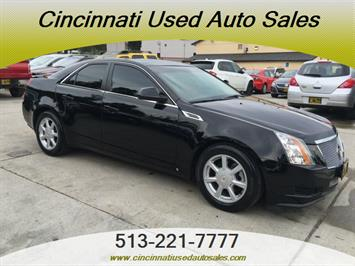 2008 Cadillac CTS 3.6L V6 Sedan