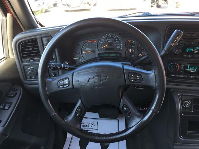 2003 Chevrolet Silverado 2500 LT 4dr Extended Cab LT - Photo 16 - Cincinnati, OH 45255