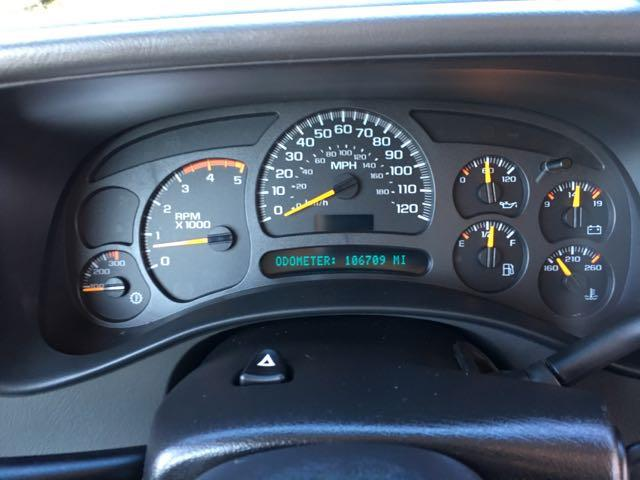2003 Chevrolet Silverado 2500 LT 4dr Extended Cab LT - Photo 17 - Cincinnati, OH 45255