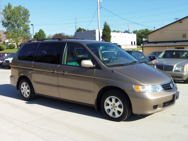 2003 honda odyssey ex l w navi for sale in cincinnati oh stock 11246. Black Bedroom Furniture Sets. Home Design Ideas