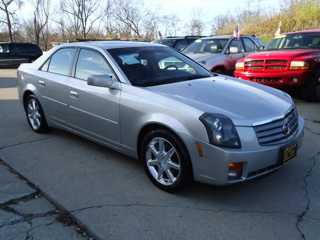 2005 cadillac cts for sale in cincinnati oh stock 10799. Black Bedroom Furniture Sets. Home Design Ideas