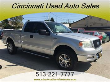 2005 Ford F-150 XLT 4dr SuperCab Truck