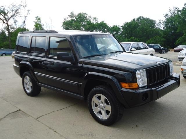 2006 jeep commander for sale in cincinnati oh stock 10955. Black Bedroom Furniture Sets. Home Design Ideas