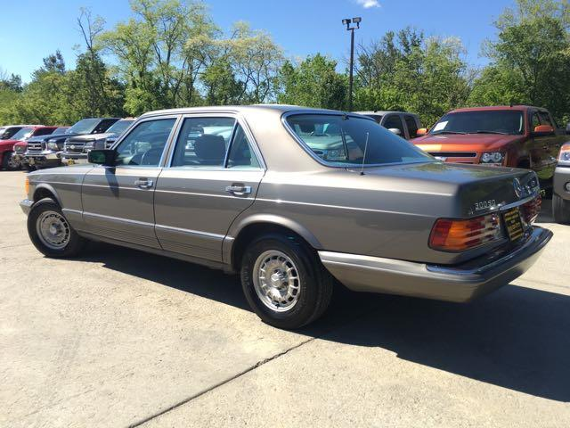 1985 Mercedes-Benz 300 SD - Photo 12 - Cincinnati, OH 45255