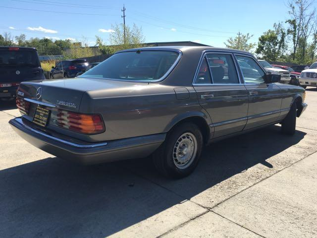 1985 Mercedes-Benz 300 SD - Photo 13 - Cincinnati, OH 45255