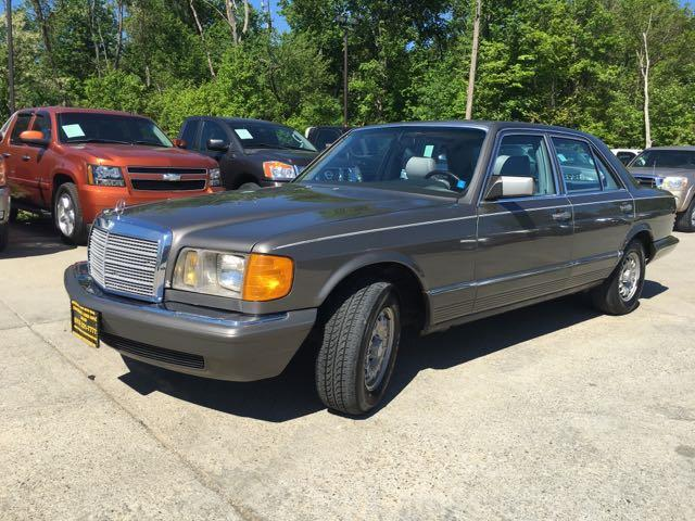 1985 Mercedes-Benz 300 SD - Photo 11 - Cincinnati, OH 45255