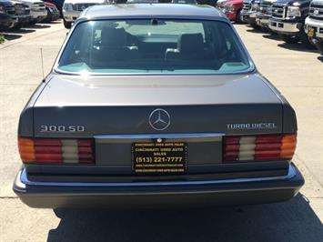 1985 Mercedes-Benz 300 SD - Photo 5 - Cincinnati, OH 45255