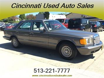 1985 Mercedes-Benz 300 SD - Photo 1 - Cincinnati, OH 45255