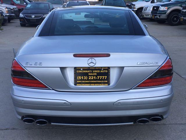 2003 Mercedes-Benz SL 55 AMG - Photo 5 - Cincinnati, OH 45255